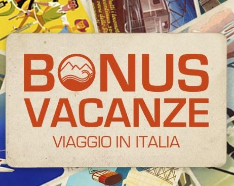 Accettiamo il Bonus Vacanze