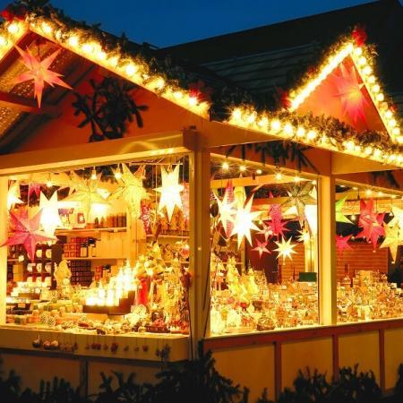 Offerta mercatini di Natale ad Aosta