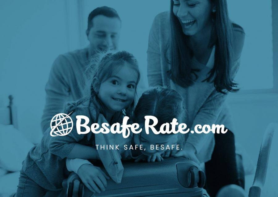 Besafe Rate: the prepaid rate with Insurance included