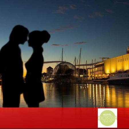 San Valentino a Genova: un amore di città