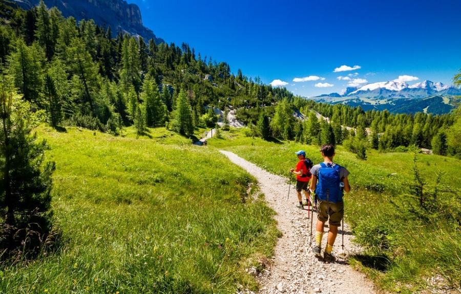 Escursioni nel Primiero a San Martino di Castrozza