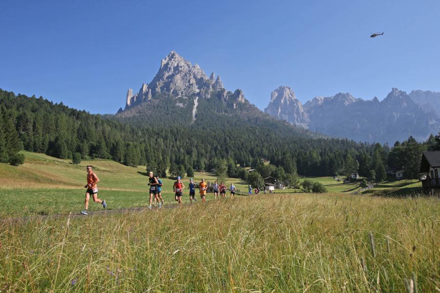Evento 2020Primiero Dolomiti Marathon