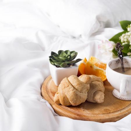 Breakfast & Spa