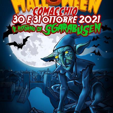 Offerta Halloween a Comacchio