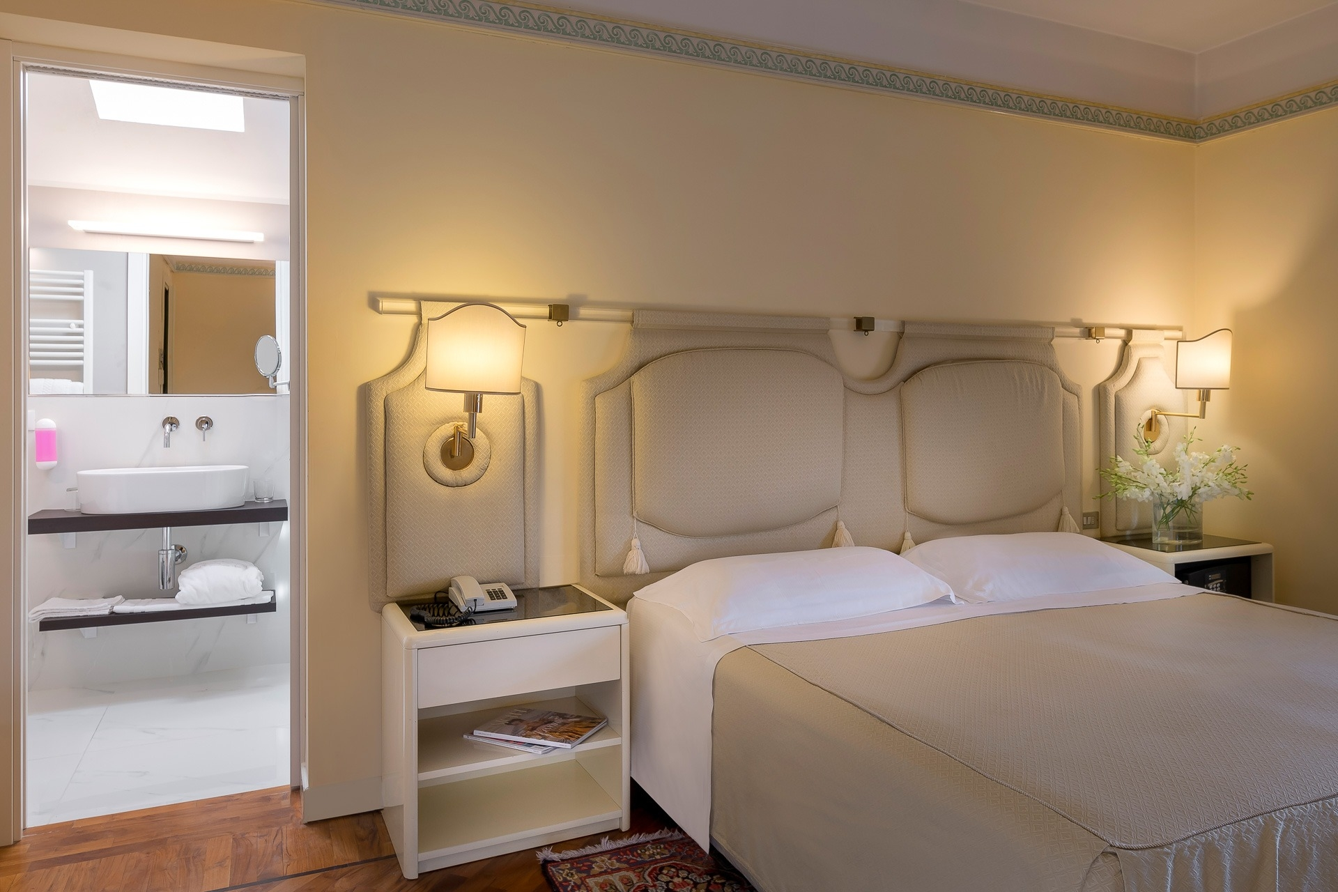 image Grand Hotel Tettuccio Montecatini Terme