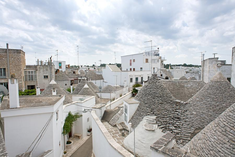 Week End in Boutique Hotel ad Alberobello