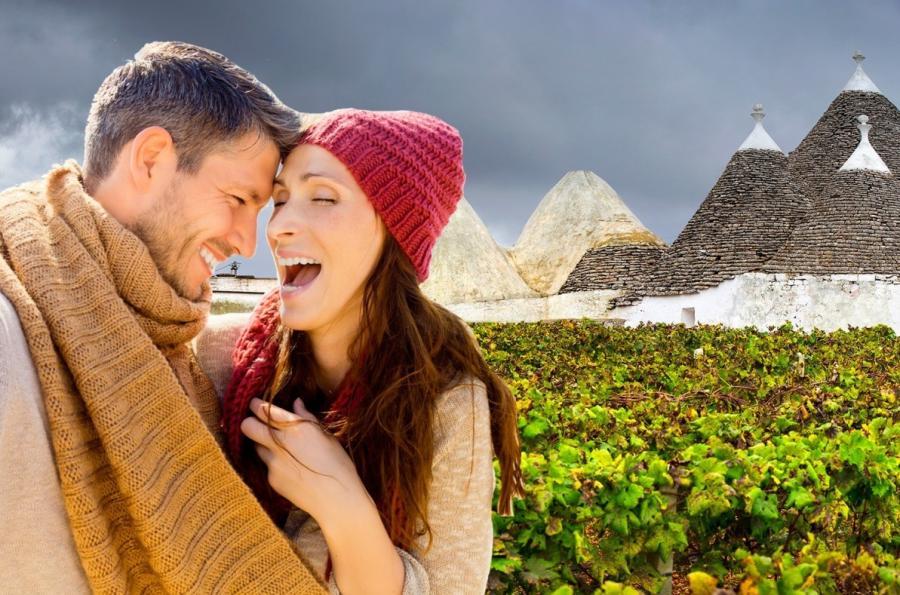 Week end romantico in Puglia