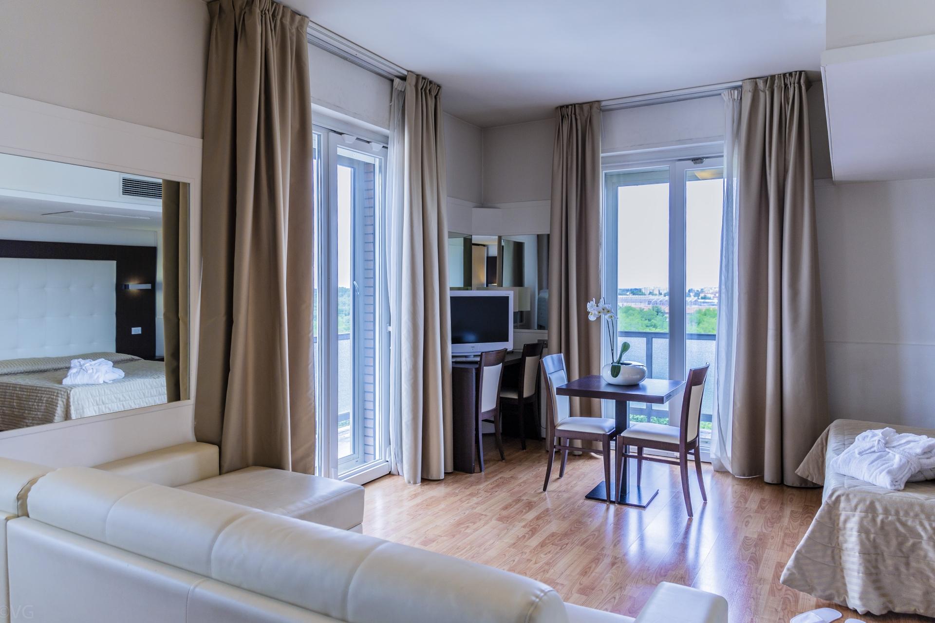 Suite Hotel Elite Bologna