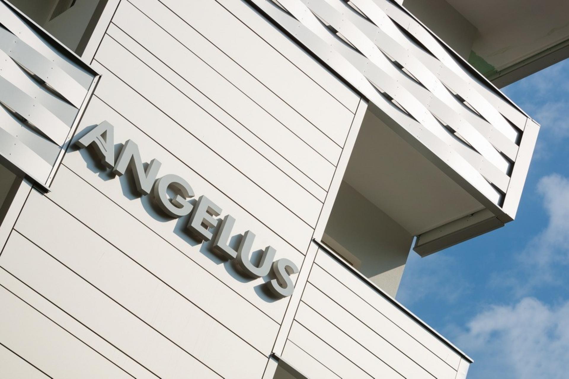 Hotel Angelus Rimini