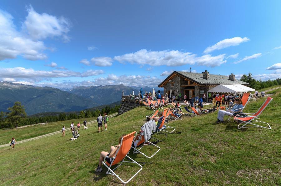 Prenota prima estate in Valtellina