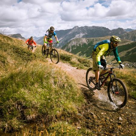 the Nationalpark Bike Marathon
