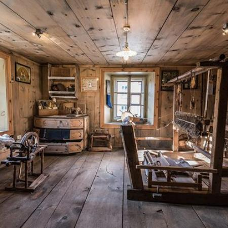 MUS Livigno - Museum to discovery the traditions
