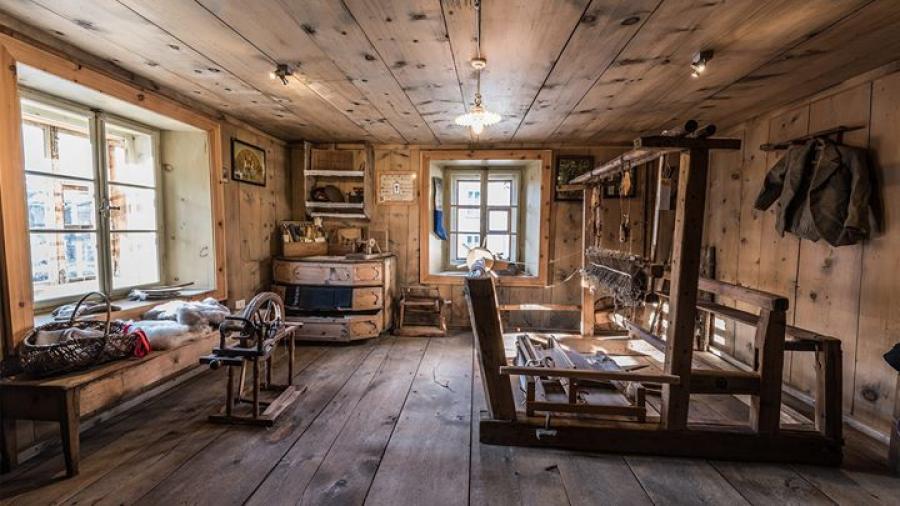 Mus Livigno, Museo per la scoperta delle tradizioni