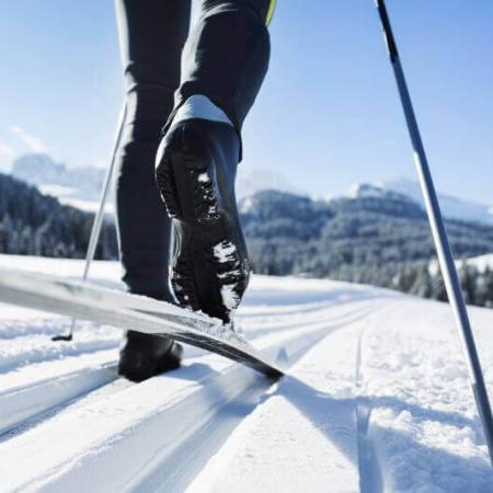 Pacchetto sci di fondo in Valtellina