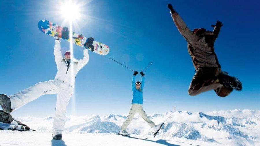 Angebot Ski-Woche Livigno