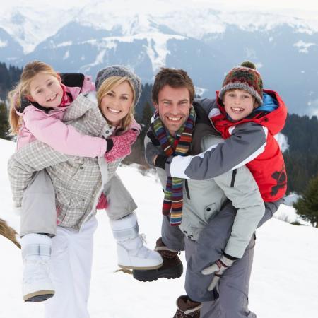 Offerte per famiglie in Val di Fiemme