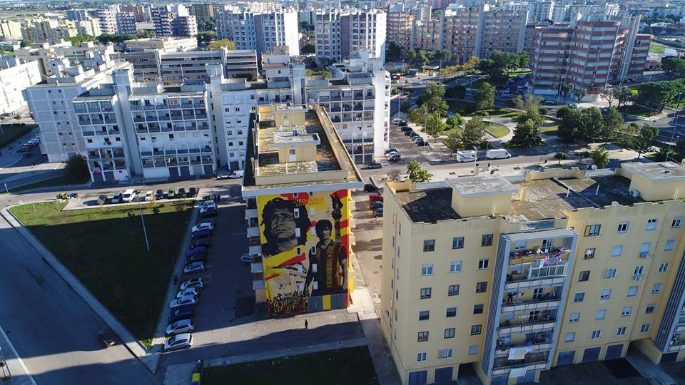 167/b street art murales graffiti lecce salento puglia