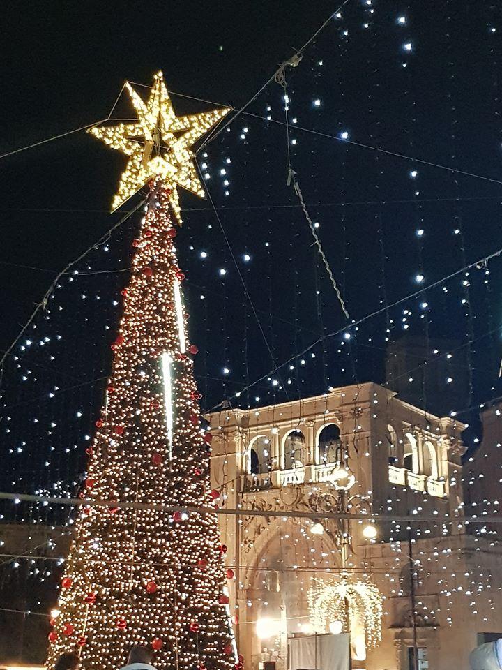 piazza santo oronzo lecce salento natale 2018