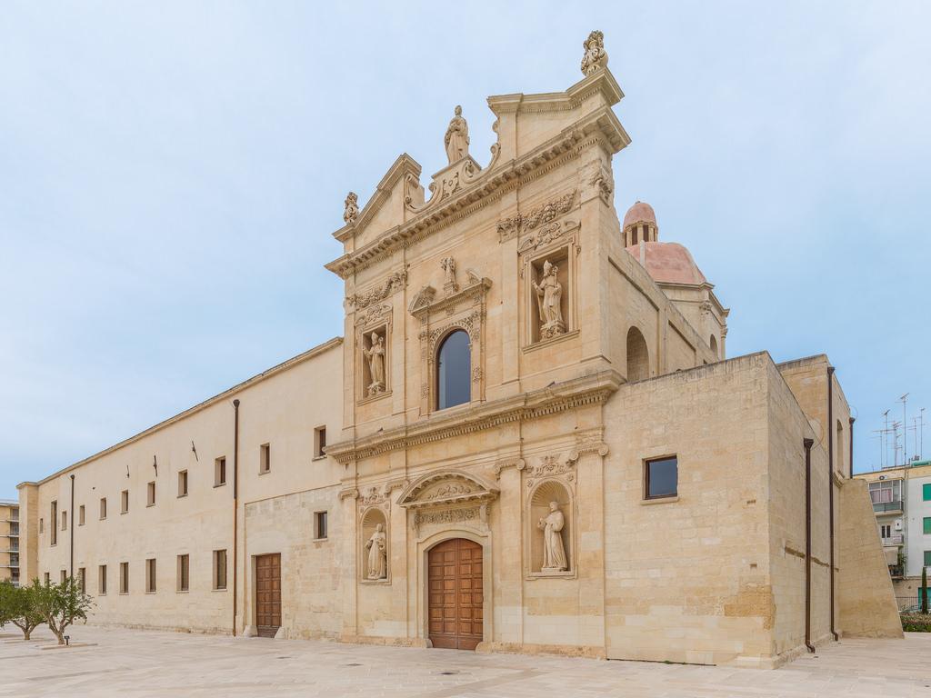 convento agostiniani lecce salento puglia
