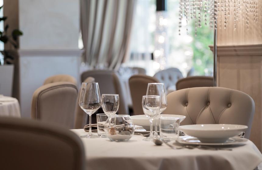hotel sporting rimini - ristorante
