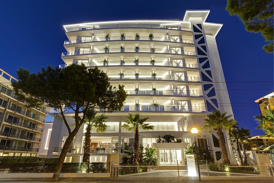 hotel sporting rimini - capodanno 2020