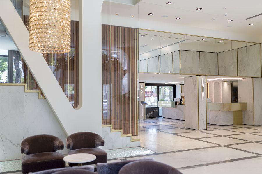hotel sporting rimini - dettagli interno